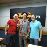 Mister Jam & Ali Pierre @ MultiPista - MultiShow FM (09-09-2011)