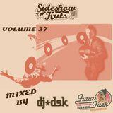 SIDESHOW KUTS VOLUME 37 ' FUTURE FUNK 4TH ANNIVERSARY TOUR EDITION ' MIXED BY DJ DSK (UK / CHINA)