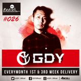 Axcell Radio Episode 026 - GDY