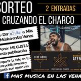 Cruzando el Charco Entrevista a Francisco en el programa Más Música en las Venas