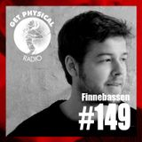 Get Physical Radio #149 mixed by Finnebassen