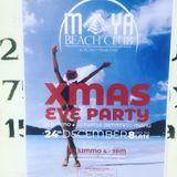 Maya Beach Club Xmas Eve Warmup