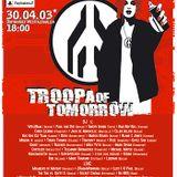 Paul van Dyk - Live @ MayDay - Troopa of Tomorrow, Dortmund, Germany (30-04-2003)