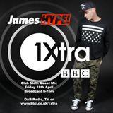 James Hype On BBC 1Xtra - 18th April 2014 - Radio Rip