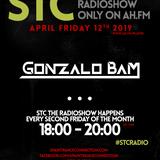 Gonzalo Bam @ STC The Radioshow #115, AH.FM (12-04-2019)