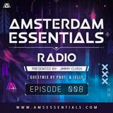 Amsterdam Essentials Radio Episode 008 [Guestmix by Pnut & Jelly]