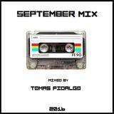 SEPTEMBER MIX (Mixed by TOMAS FIDALGO)