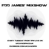 The Edd James Mixshow ft Daniel Jacks And Paul Shipsey (Only On www.ukdancefm.co.uk)