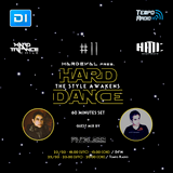 Hardeval @ HDTSA #11 [DiFM] (Incl. Faceless Guest Mix) (23-03-2017)
