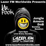 Jungle>DnB>Amens - Mr Pook - Lazer FM - 30th Dec 2018