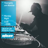 Nomine Rinse FM Guest Mix for Youngsta 13/4/15