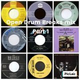 Open Drum Breaks Mix Part 1
