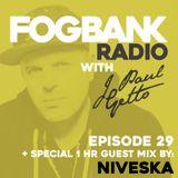 J Paul Getto - Fogbank Radio 029 with NivesKa