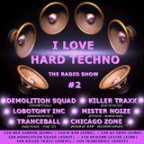 CHICAGO ZONE @ RIND RADIO - I LOVE HARD TECHNO Retro Set N°2 (11-06-2016)