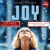COSI' PARLO' CERATHUSTRA | Radio Godot |23/09/2019 | JOY