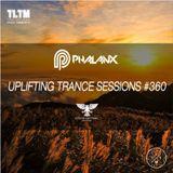 DJ Phalanx — Uplifting Trance Sessions EP. 360 (21.11.2017)