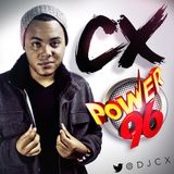 Friday Night Street Mix With DJ CX On Power 96 6-16-17 Part #2