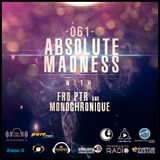 Monochronique - Absolute Madness 061 Guest Mix (April 2013)
