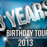 Traffic Radio B-day party @ AJ Club Varna (16.02.2013) -part.1