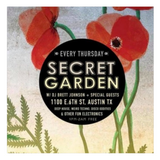 Jeffrey Tice live at Secret Garden in Austin, TX on June 6th, 2019