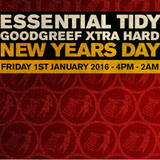 Essential Tidy & Goodgreef Xtra Hard - NYD 2016 @ The Warehouse, Leeds: Exclusive Lab 4 Promo Mix!