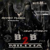 018 Black series B2B NTCM.s Jahiro_Atomicity & moreno_flamas Nation TECNNO militia