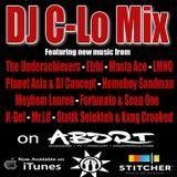 Liquid SunShine Podcast Ep31 DJ C-Lo Mix