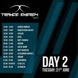 Matt Bukovski @ Trance-Energy Radio 3rd Anniversary