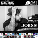 Electrik Playground 16/6/18 inc. Joeski Guest Session