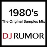 1980's: The Original Samples Mix