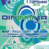 Live @ Dinamika (12.09.2010, Dvorana Zlatorog, Celje)