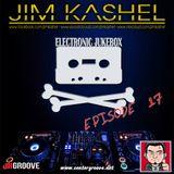 Electronic Jukebox Radioshow by Jim Kashel (Episode 17 - 03-06-2014) www.centergroove.net