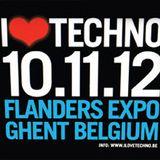 SCNTST @ I Love Techno 2012 (10.11.12)