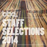 BBE Staff Selection 2014