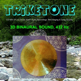 TRIKETONE (Live Brook Water Audio Recordings, Live Bird Singing and Gong Session Sounds)