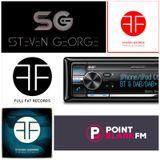 STEVEN GEORGE - POINT BLANK FM - FULLFAT RECORDS RADIO SHOW