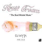 """HOUSE CREAM"" AVRIL 2018 by Wyta"