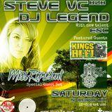 DJ Legend & VC B2B HUSH FM  With Guests : Missrepresent / Love Kulture / ESC