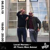 45 tours mon amour - Ola Radio - Local Heroes #1
