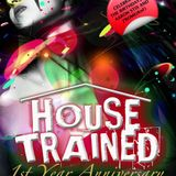 HOUSE TRAINED 1 YEAR ANNIVERSARY 10.11.12 > PROMO MIX