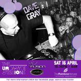DAVE GRAY recorded LIVE @ Eurotika  Sat 16th April @ Rainbow Venues, Birmingham, UK Garage Vinyl mix