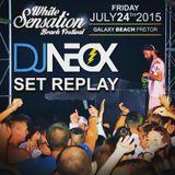 Neox - White Sensation Beach Festival