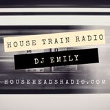 The House Train #1833 with DJ Emily (Original Broadcast 8-30-18)