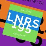 LEJAL'NYTE radioshow LNRS195 23.08.2019 @ SUB FM: Estonian / Eesti Dubstep special