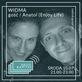 RADIO KAPITAŁ: WIDMA #03 w/ Enjoy Life  (2019-07-10)