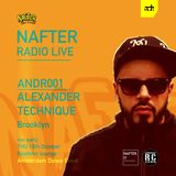 Alexander Technique - Nafter Radio Show - ANDR001