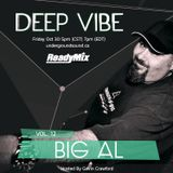BiG AL @ Deep Vibe Vol.12 Radio Show on Underground Sound Canada (Hosted by Gavin Crwaford)