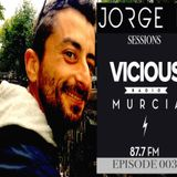 Jorge N // VICIOUS RADIO MURCIA // EPISODE 003