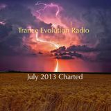 TRANCE EVOLUTION RADIO: EPISODE #15, JULY 2013 CHARTED