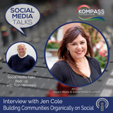 Episode #81: Interview with Jen Cole from Depict Media and Social Media Examiner